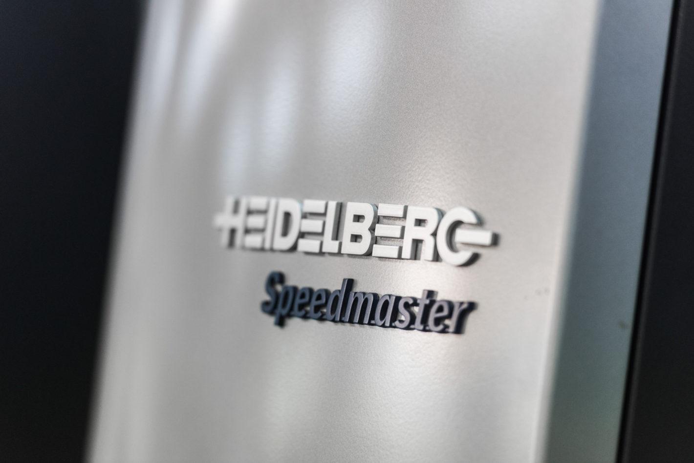 Heidelberg-Speedmaster