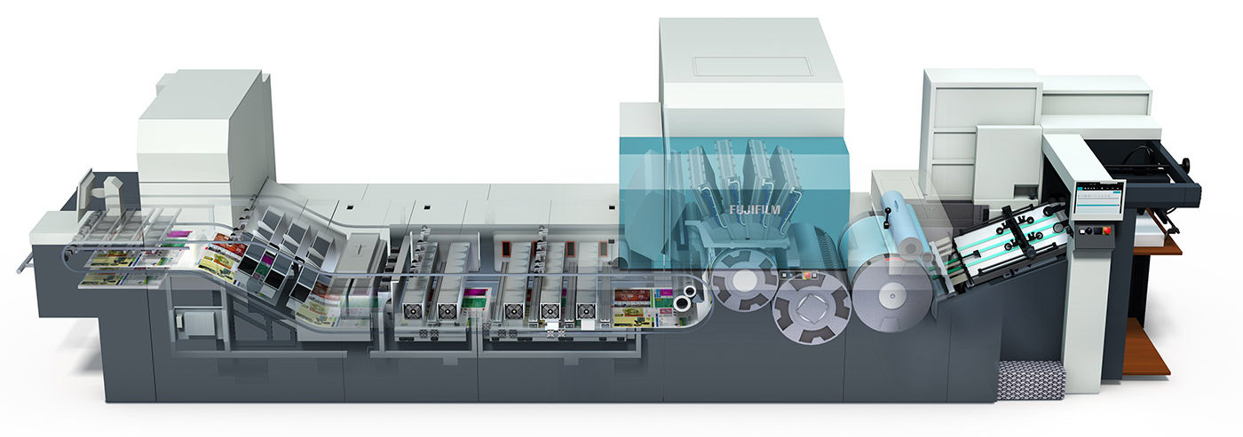 Inside the Fuji Jet Press 720s
